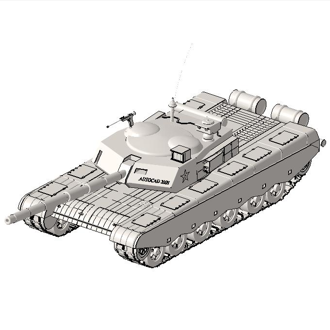 _99坦克
