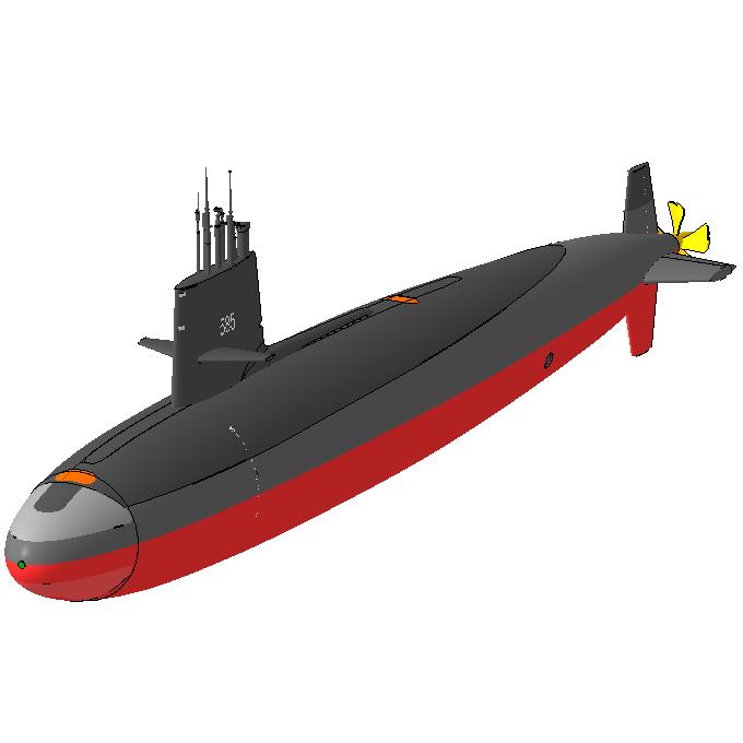 _鲣鱼级攻击型核潜艇