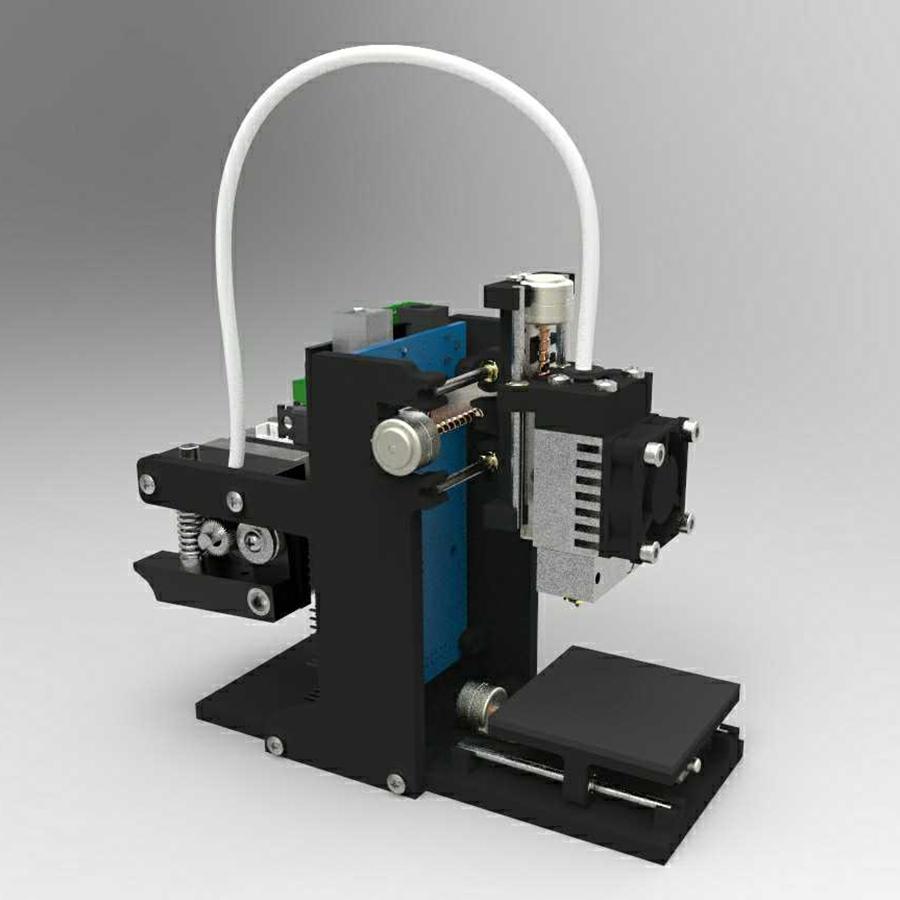 迷你3D打印机