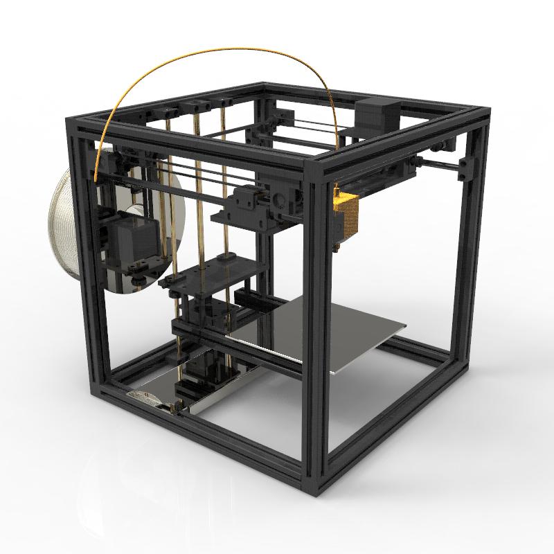 _米思米3D打印机
