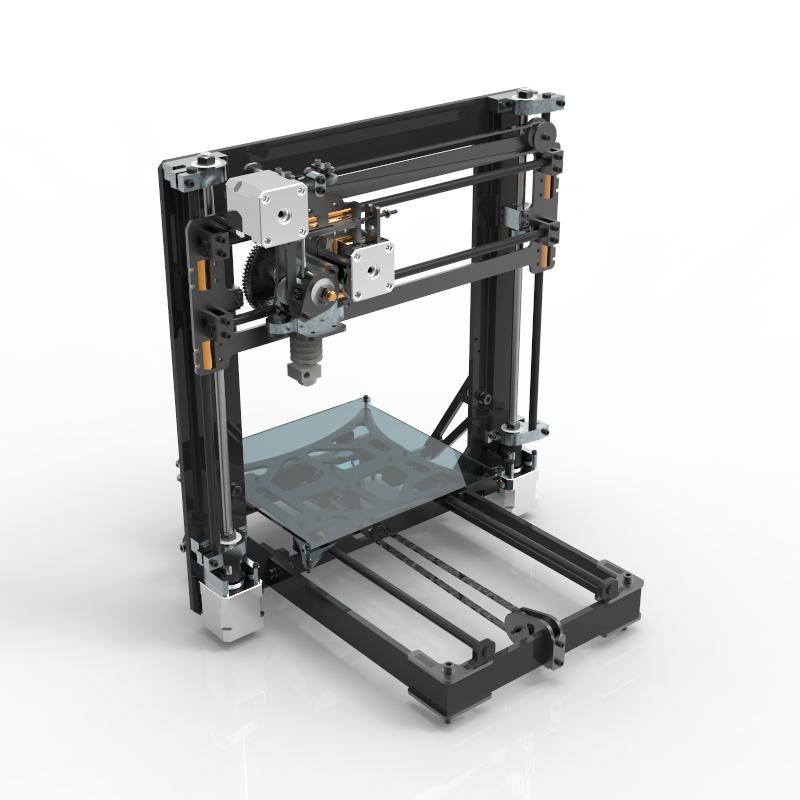 _3D打印机-拉各斯