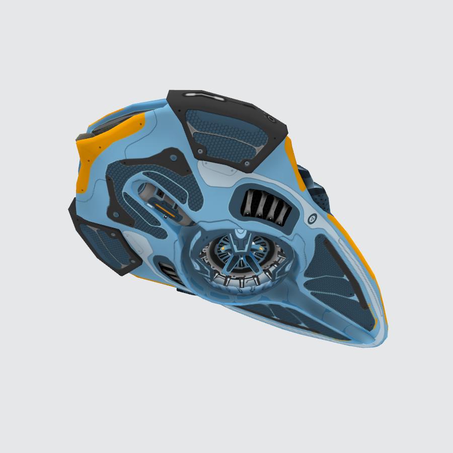 外星太空飞船
