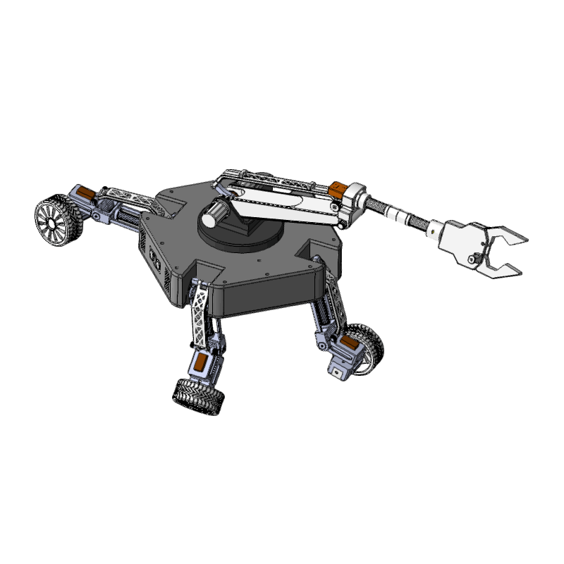 抓取机器人