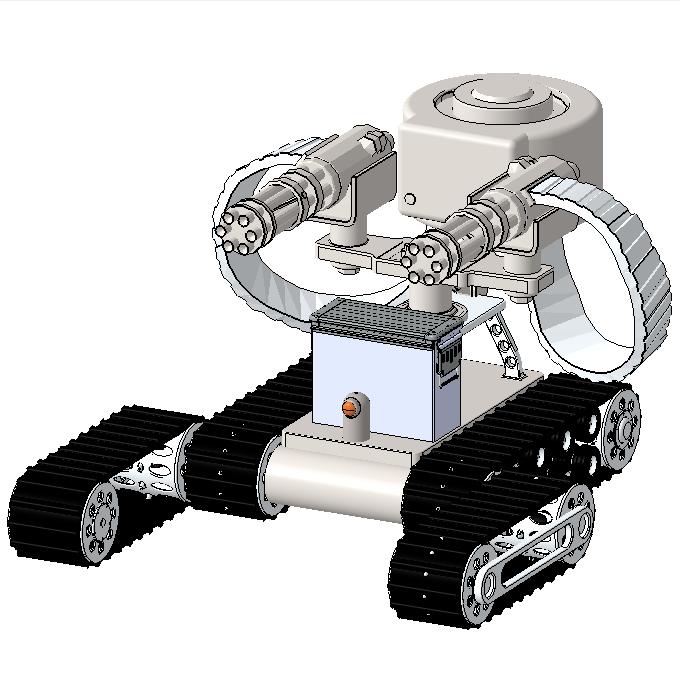 军用机器人