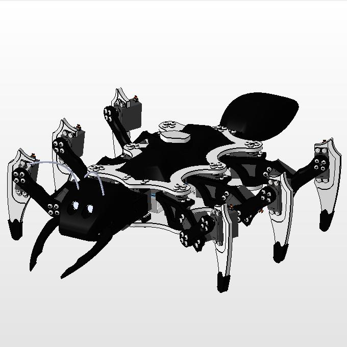 蚂蚁机器人
