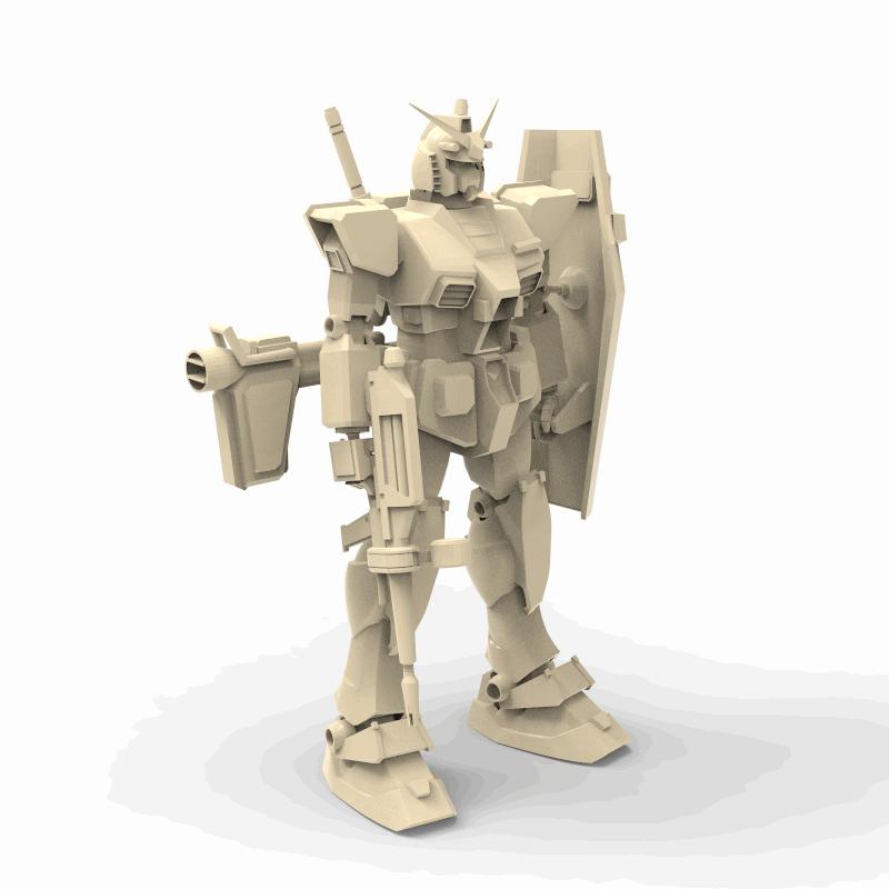 玩具机器人
