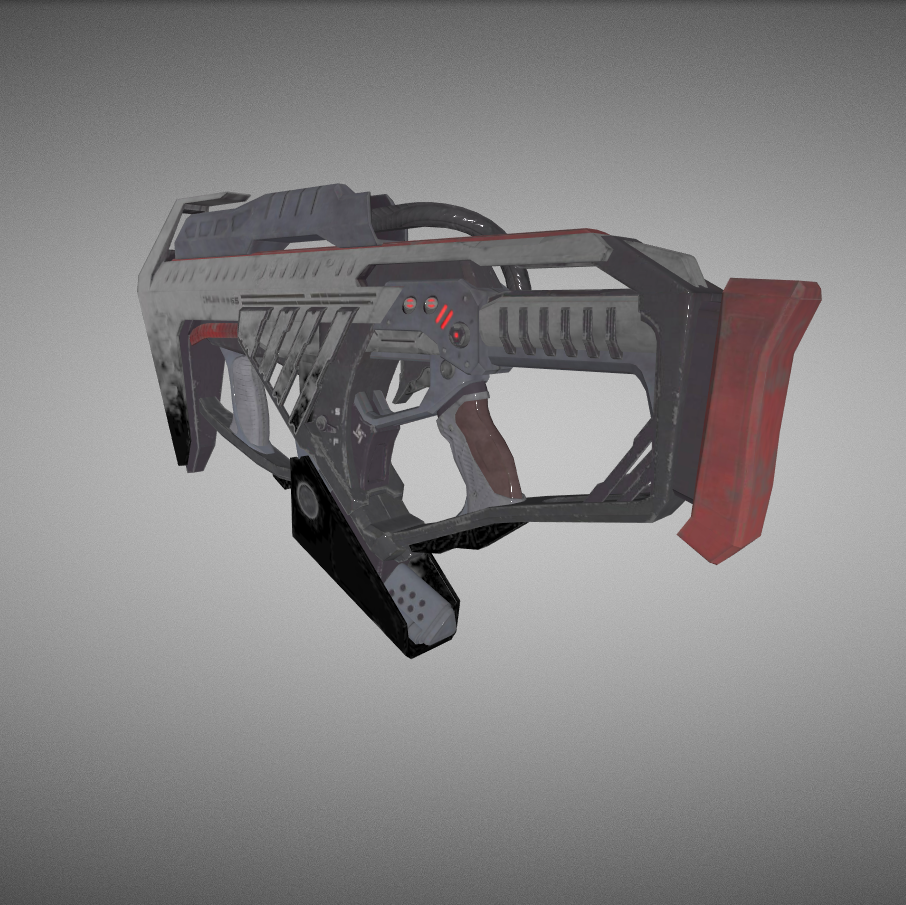 冲锋枪型号NUIR