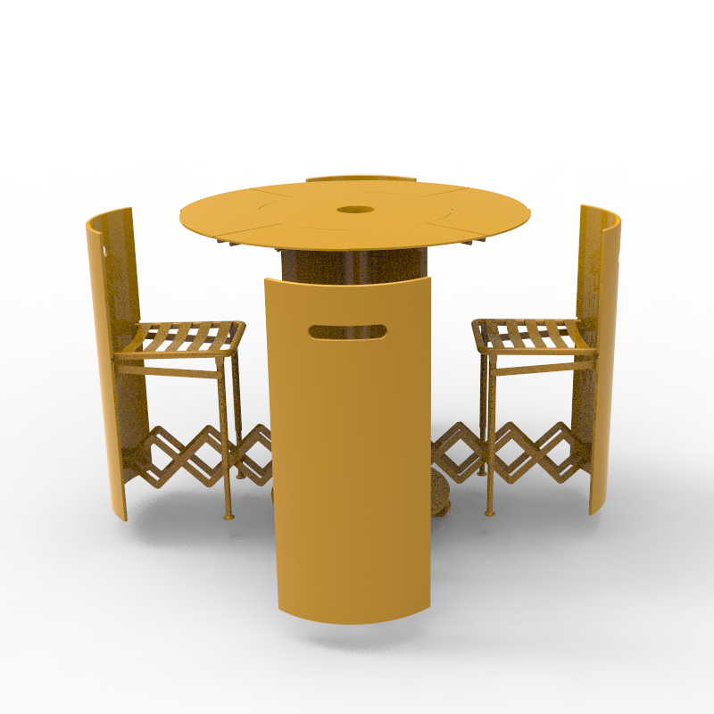 便携可折叠式户外餐桌