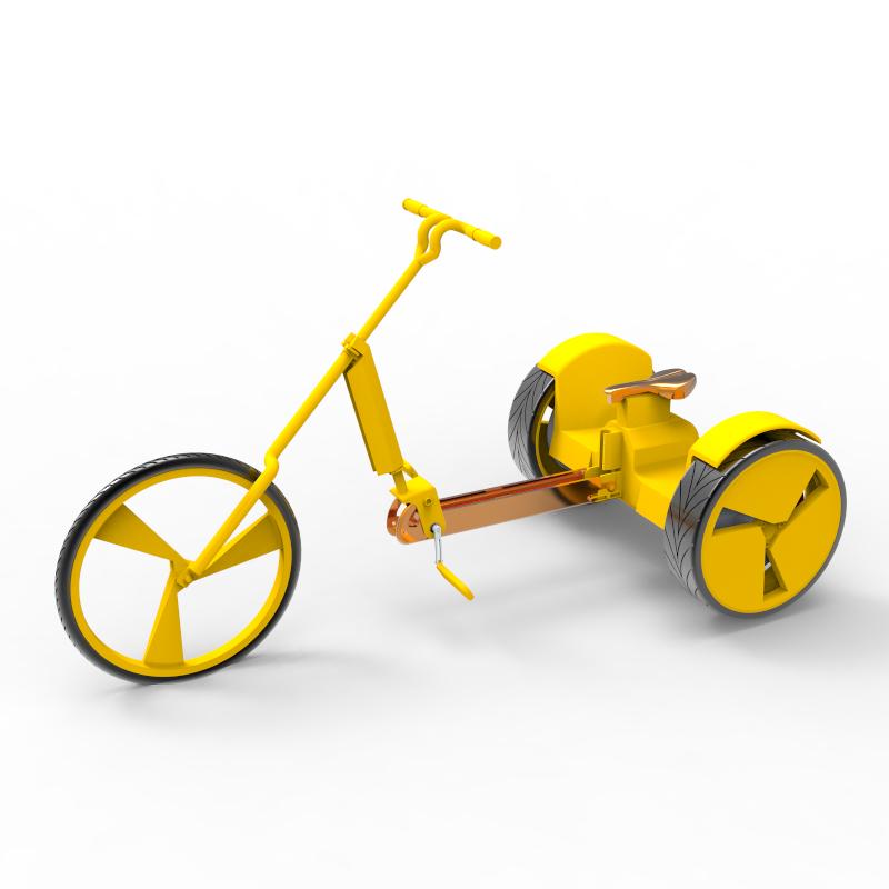 Transtrike智能多用途平衡车