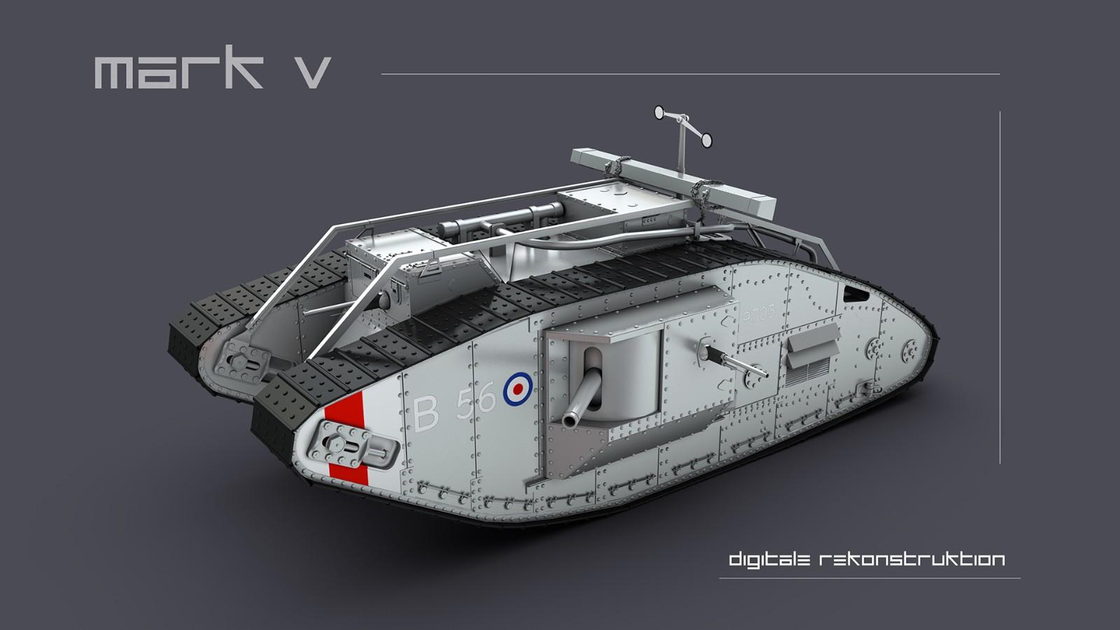Mark V 坦克