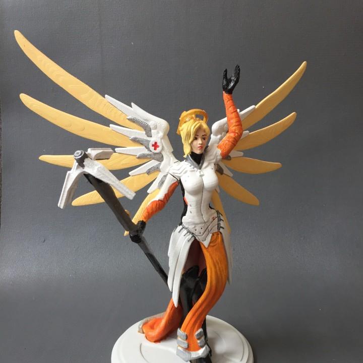 守望先锋-天使