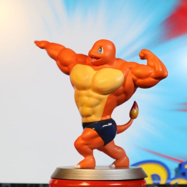 小火龙肌肉版