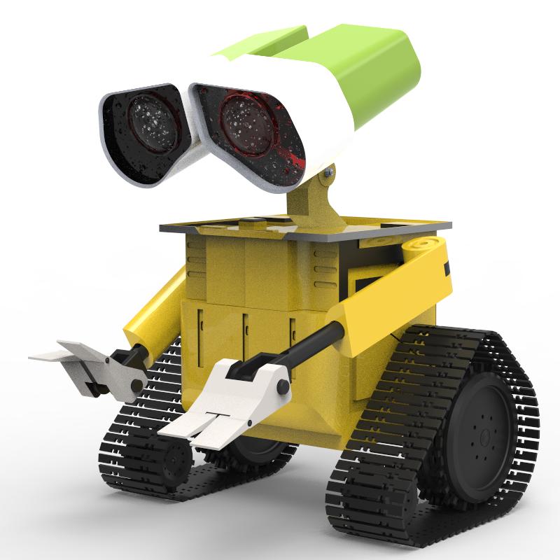 搜索机器人EVE