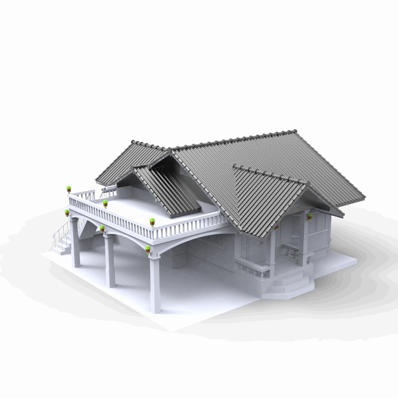 _3d房屋模型