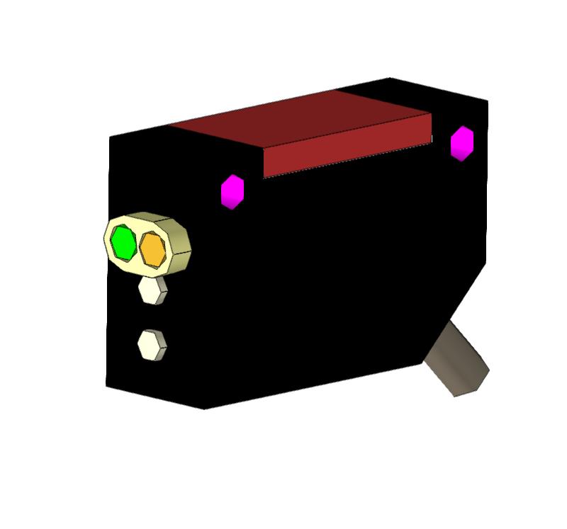 欧姆龙-回归反射型-光电开关