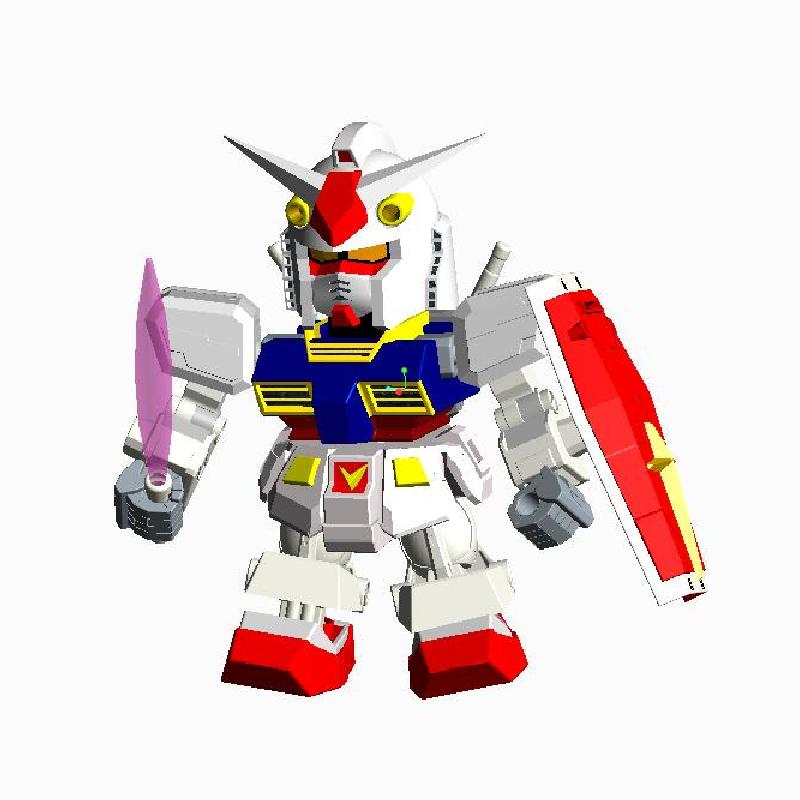 高达SD rx-2
