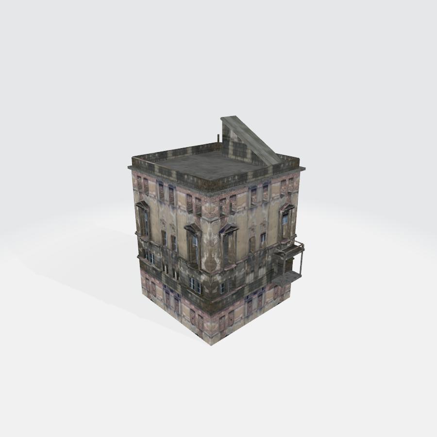 虚拟场景建筑01