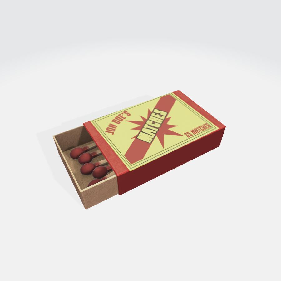 火柴盒01