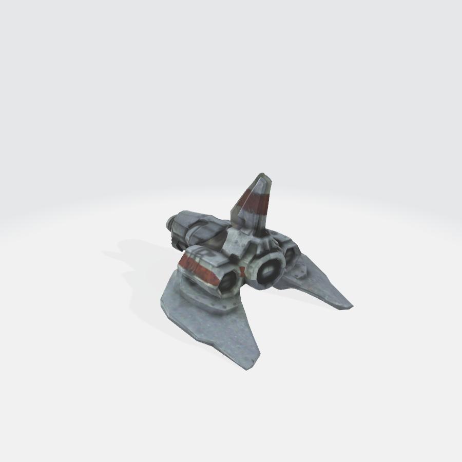 小飞船01