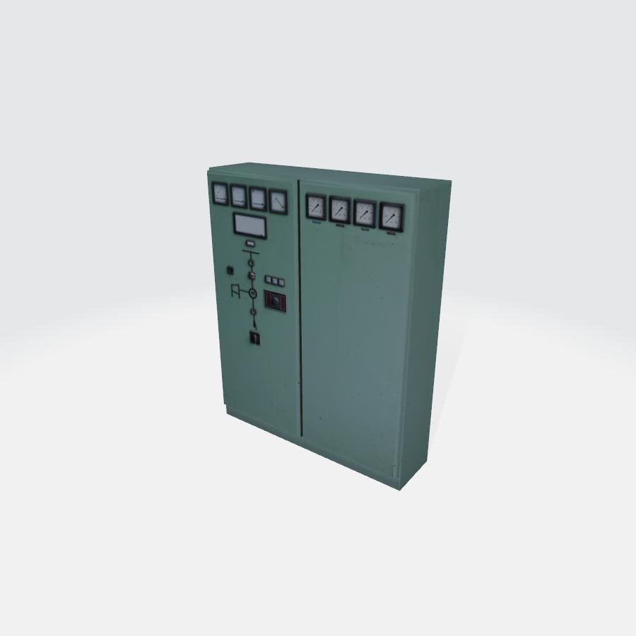 弱电电箱01