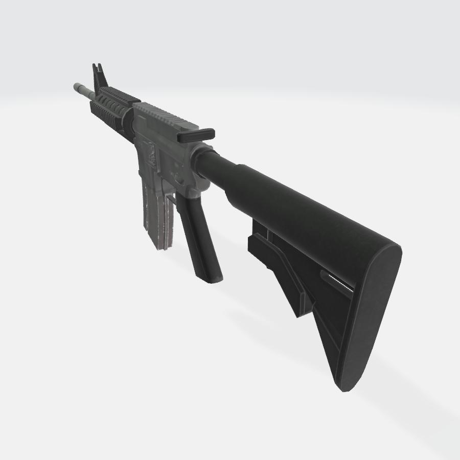 武器步枪01