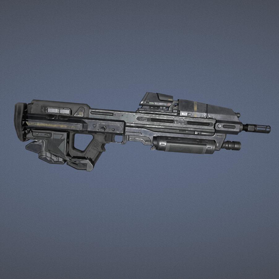 MA37突击步枪
