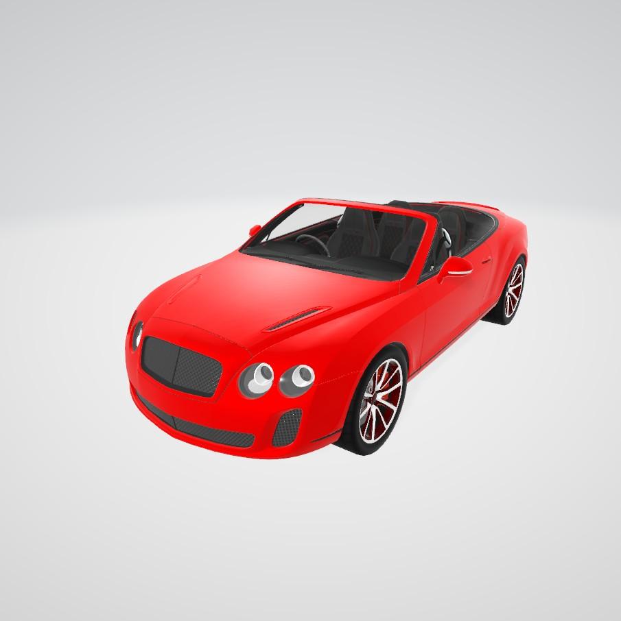2011宾利Continental GT