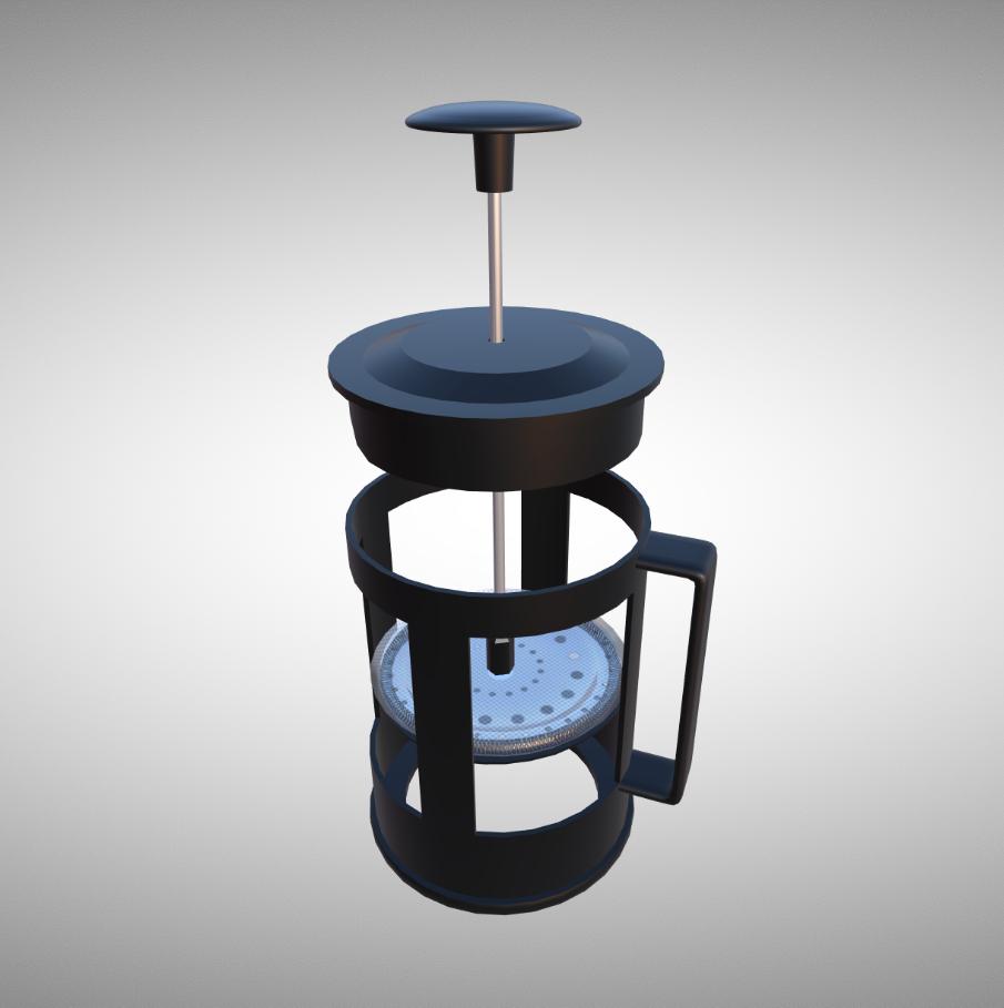 咖啡冲泡杯