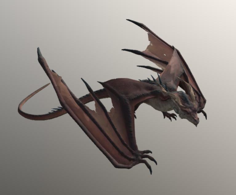 巨龙-上古之翼