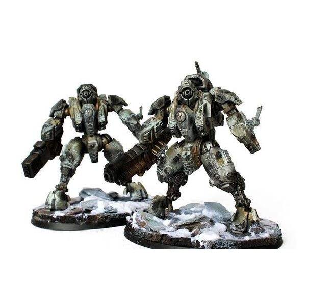 XV95 Ghostkeel战斗服