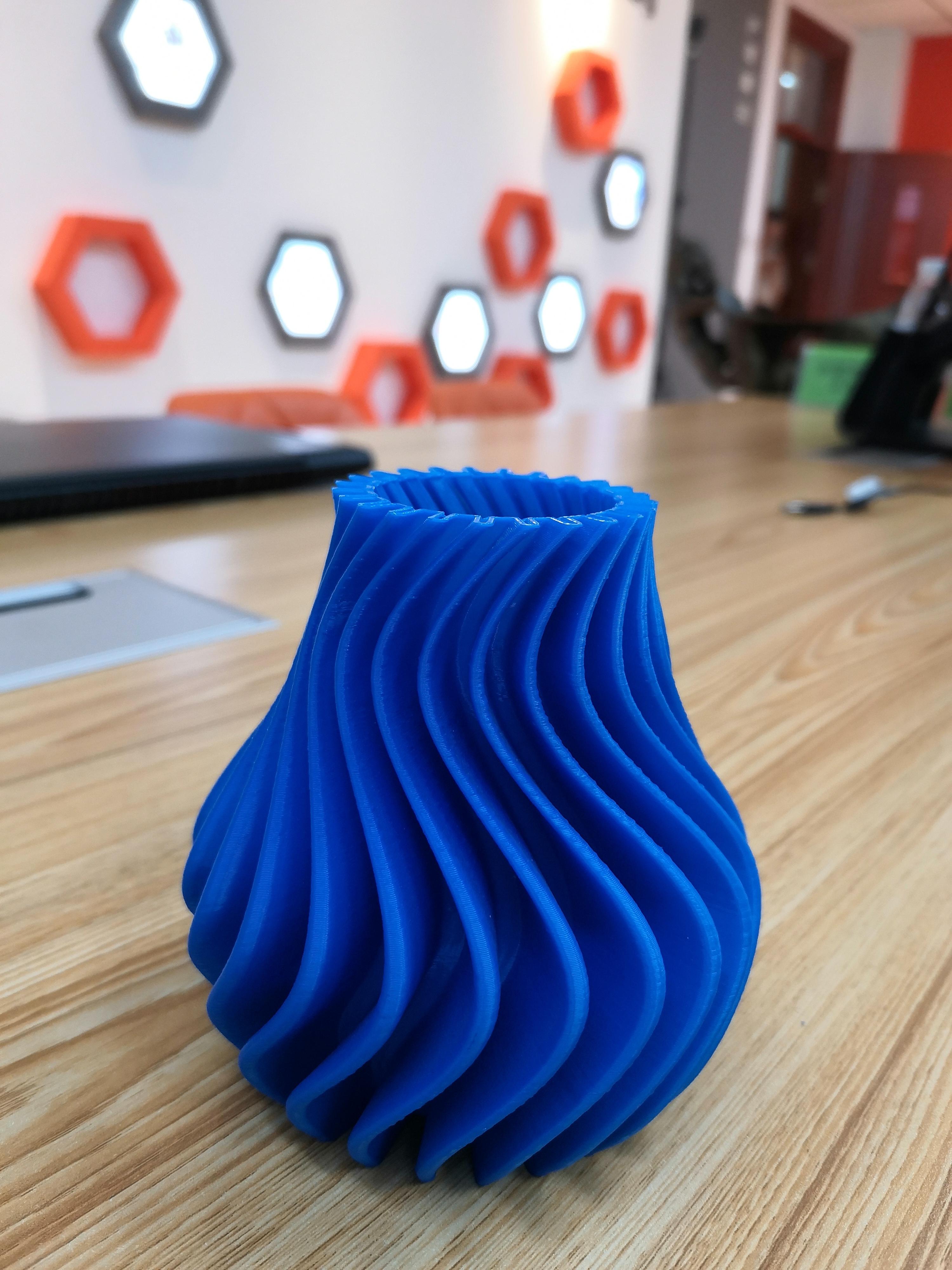 创意花瓶案例(教学课程、3D数模、精讲PPT)