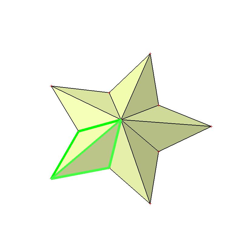 五角星案例(教学视频、3D数模、精讲PPT)