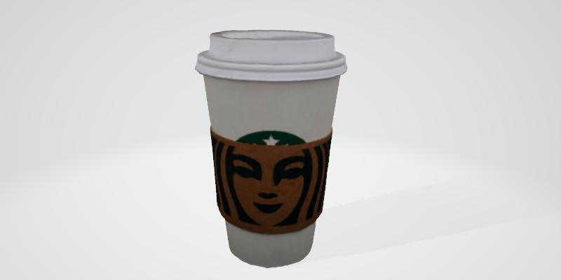 星巴克杯杯