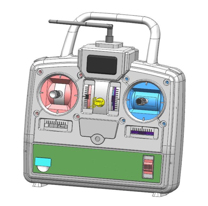 航模遥控器