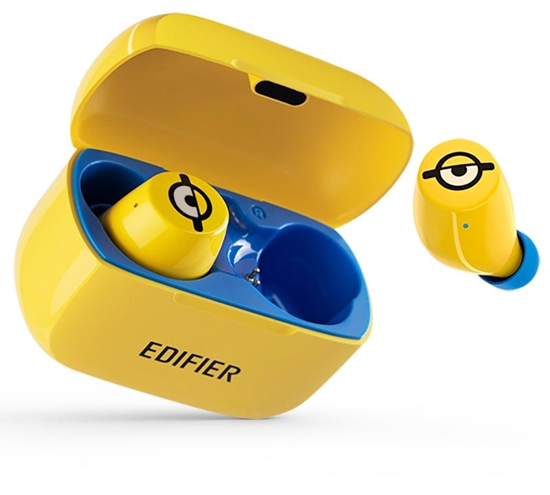小黄人耳机