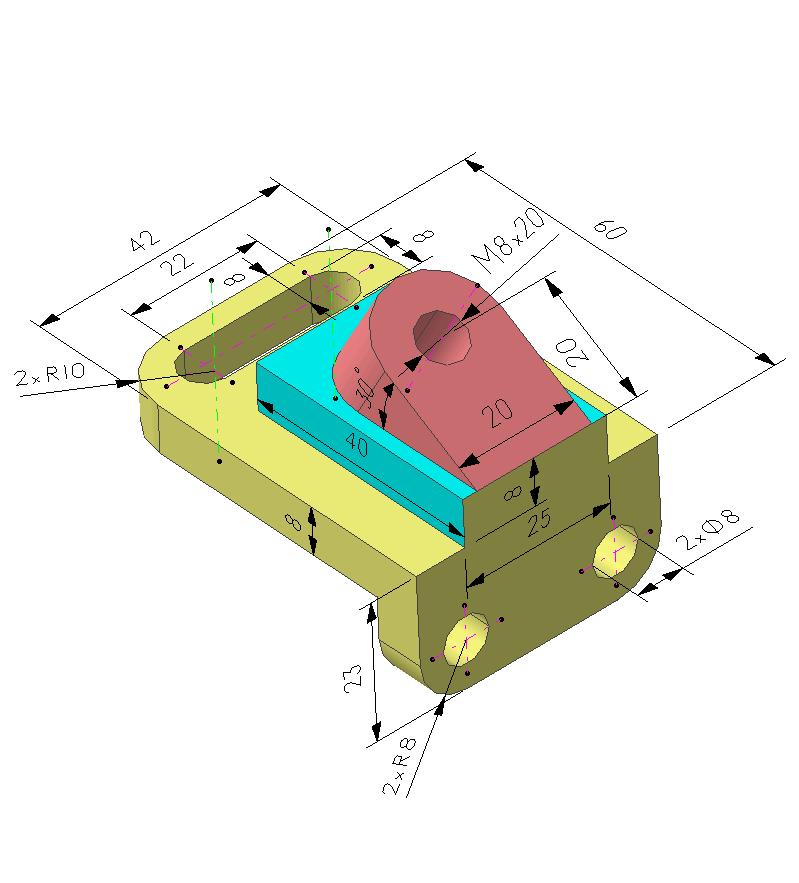 斜面建模案例