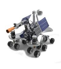 月球基地焊接机械车