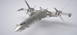 星际战舰模型