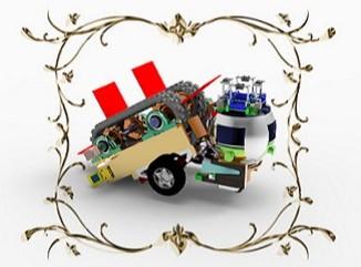 辅助习惯养成的玩具整理型教育机器人